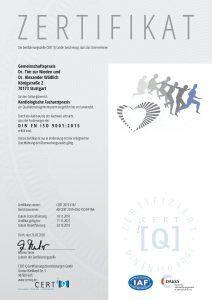 Kardiologe Stuttgart
